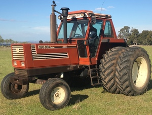 WANTED Tractor Fiat / New Holland