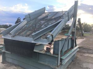 Grizzley Vibrating Screen