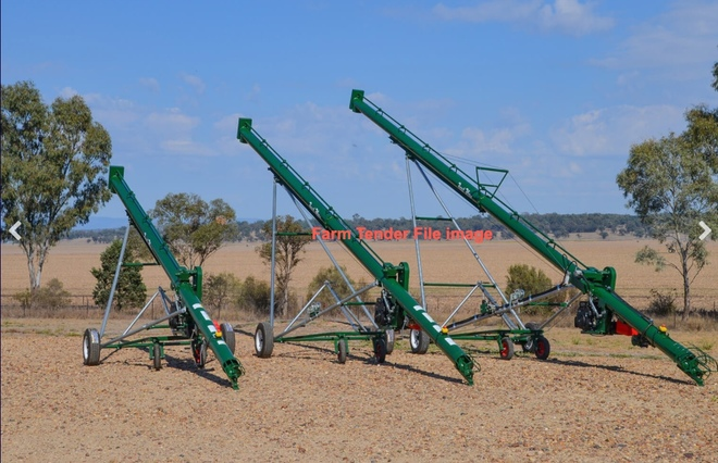 WANTED Auger 40' x 8