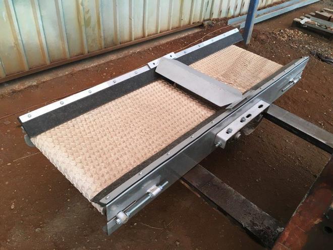 Conveyor -  1700 long x 500 Dual Conveyor
