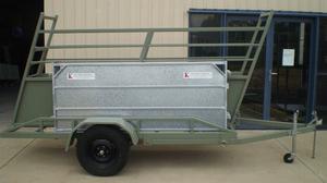 Kurraglen Portable Sheep Yards & Adjustable Ramp
