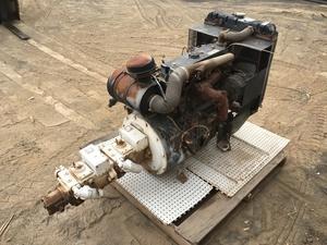 4 Cylinder Diesel Engine