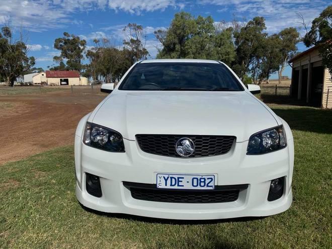 Holden Commodore SS 6 Litre VE Ute