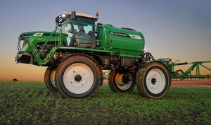 WANTED GoldAcres Self Propelled 4WD Boom Spray