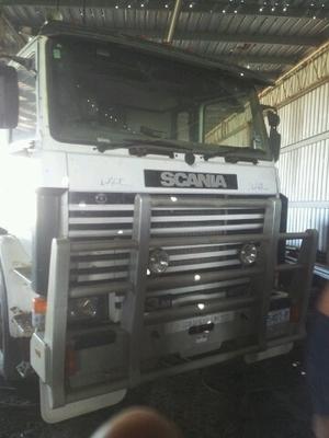 SCANIA 143M 93 Model Prime Mover