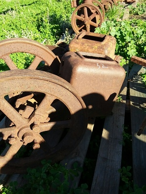 Sundial Open Crank Motor #2
