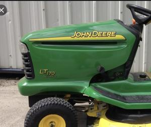 WANTED John Deere LT Series Bonnet