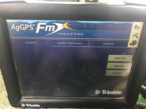 Trimble EZ Pilot with FX 1000 screen and field IQ
