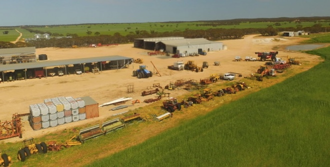 13,922 Ha Property at Alawoona in the SA Mallee For Sale