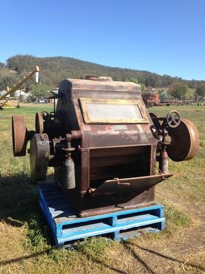 Roller Mill Industrial     Wasseralfingen 6440