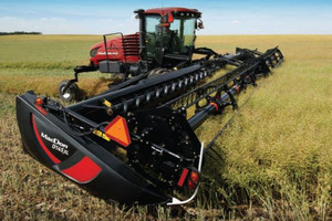 Macdon M1170 Windrower with 35 ft head