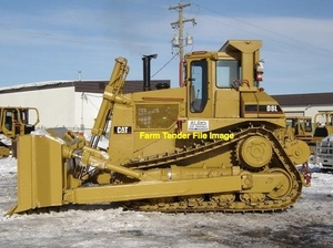 WANTED  Caterpillar D8L, In good Cond