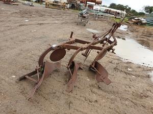 Massey Ferguson 3 Furrow Mould Board Plough