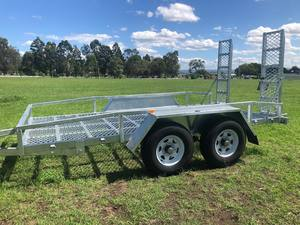 NEW 4500KG PLANT TRAILERS - DELIVERY AUST. WIDE