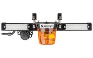 Ionnic 50001A 12V Halogen Rotating 600mm ROPS Bar w/ Reversing Alarm