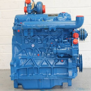 WANTED Ford 7700,7610,7710,6610 tractor engine
