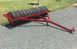 3 METER ROLLERS with 4x4 tyres, Larger Units Made to Order