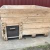 5 x Timber Storage Boxes