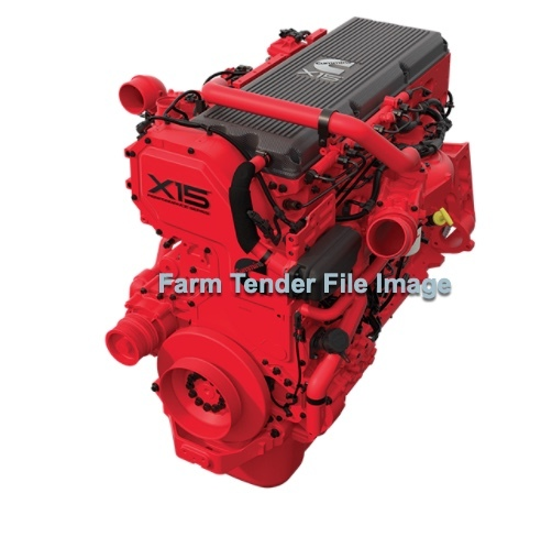 Cummins   2SX 15 Engine 2000 hrs out of Case 375 HD Steiger