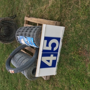 Under Auction - (A129) - 3 x NEW Rolls of Wire - 2% + GST Buyers Premium On All Lots