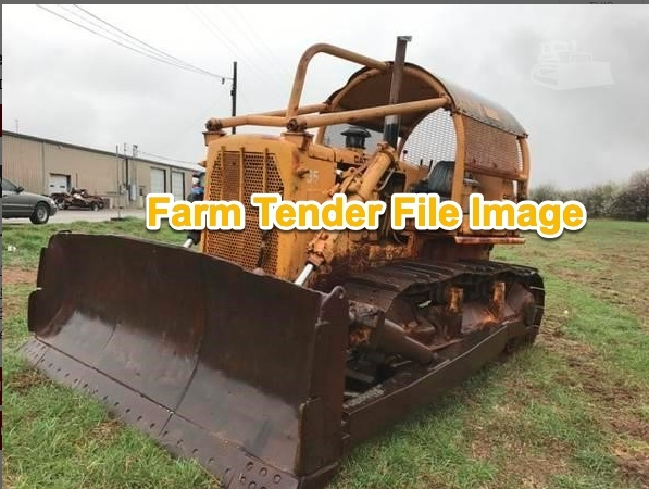 D7-D8 Dozer Wanted for Burke Area