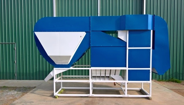 HCC-50 Recycled Air, Wind Tunnel Grain Separator