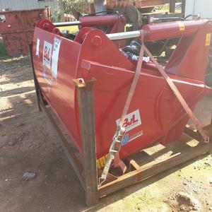 Mega 180 BvL Shear Grab