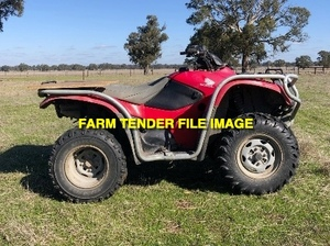 WANTED Reliable used Quad Bike