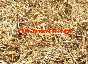 150/mt of Pea Straw Shedded