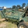 John Shearer Twin Bale Feedout Cart