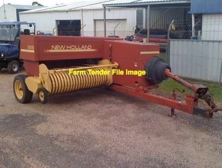 WANTED Small Square Baler