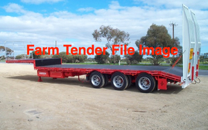 WANTED 45ft Drop Deck Trailer