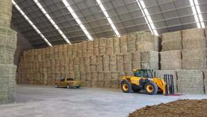 Hay shed for Lease  EOI