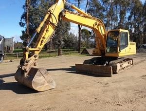 Hyundai 160 lcd-7 Excavator