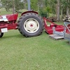 Heritage International 434 Tractor