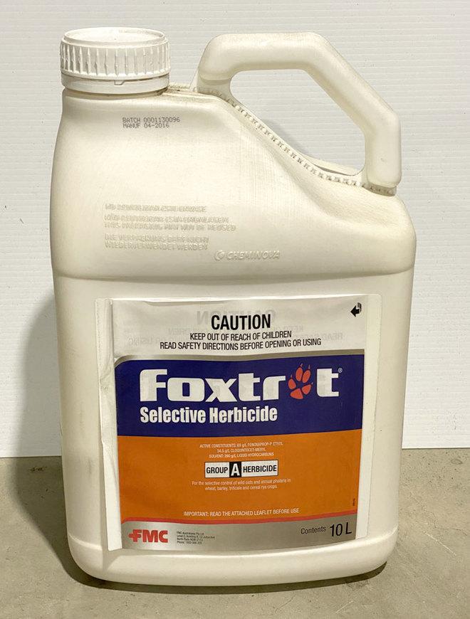 Foxtrot 10L Grass Selective Herbicide