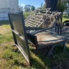 Under Auction - Under Auction (A131) - Ramage Engineering Table Style Calf Cradle - 2% + GST Buyers Premium On All Lots